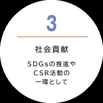抗ウイルス・抗菌でSDGsやCSR